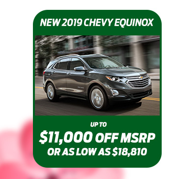 New 2019 Chevy Equinox