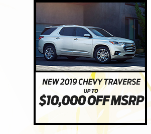 New 2019 Chevrolet Equinox*Up to $9,000 off MSRPOr As low as $19,222