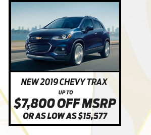 New 2019 Chevrolet Traverse*Up to $9,300 off MSRP