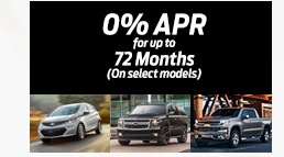 0% APR Financing up to 72 Months*