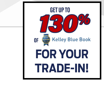 Kelley Blue Book  for Your Trade-In