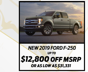 New 2019 Ford Transit*Up to $9,900 off MSRPOr As low as $26,252